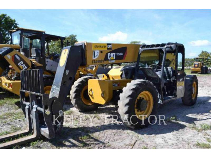 Caterpillar STIVUITOR TELESCOPIC TL943C equipment  photo 2
