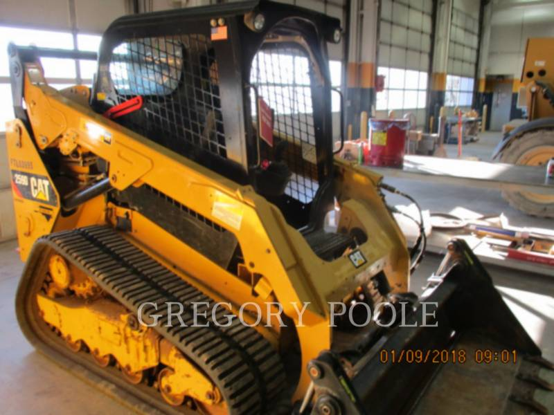CATERPILLAR CARREGADEIRAS TODO TERRENO 259D N equipment  photo 8