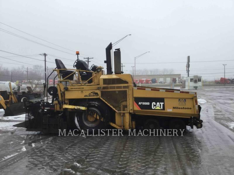 CATERPILLAR SCHWARZDECKENFERTIGER AP-1000D equipment  photo 4