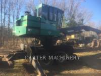 Equipment photo TIMBERJACK INC. TIMB 430B GELENKAUSLEGER-HOLZLADER 1