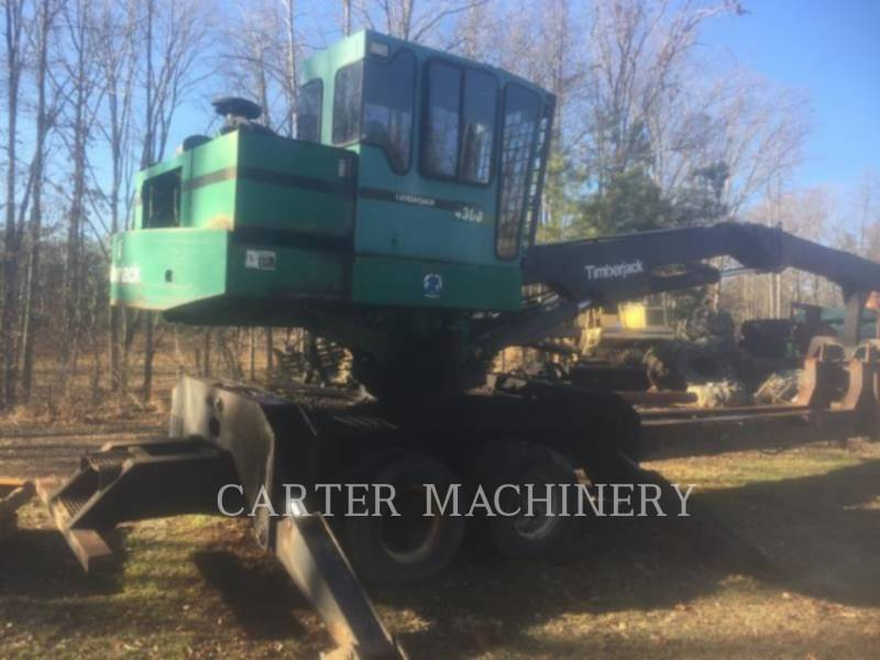 TIMBERJACK INC. ARTICULATION POUR CHARGEUR TIMB 430B equipment  photo 1
