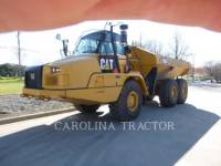 Caterpillar CAMIOANE ARTICULATE 725C equipment  photo 5
