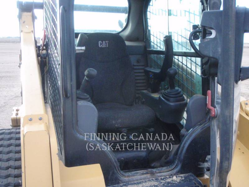 CATERPILLAR CARGADORES MULTITERRENO 259D LRC equipment  photo 7