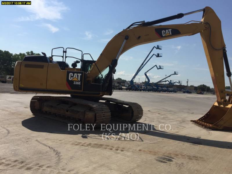 CATERPILLAR TRACK EXCAVATORS 336EL12 equipment  photo 3
