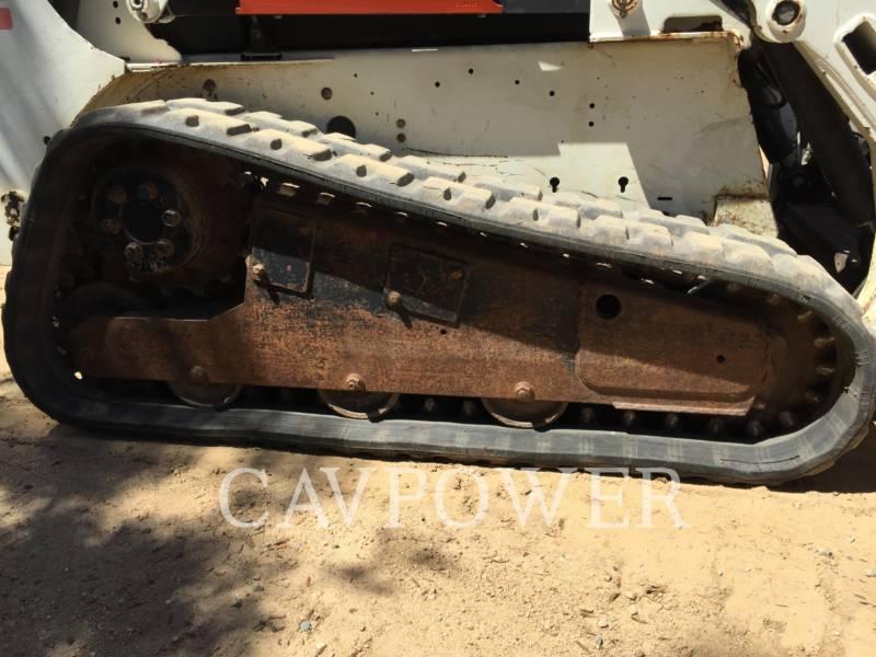 BOBCAT CHARGEURS TOUT TERRAIN T190 equipment  photo 11