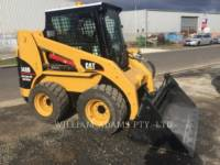 Equipment photo CATERPILLAR 248 B 滑移转向装载机 1