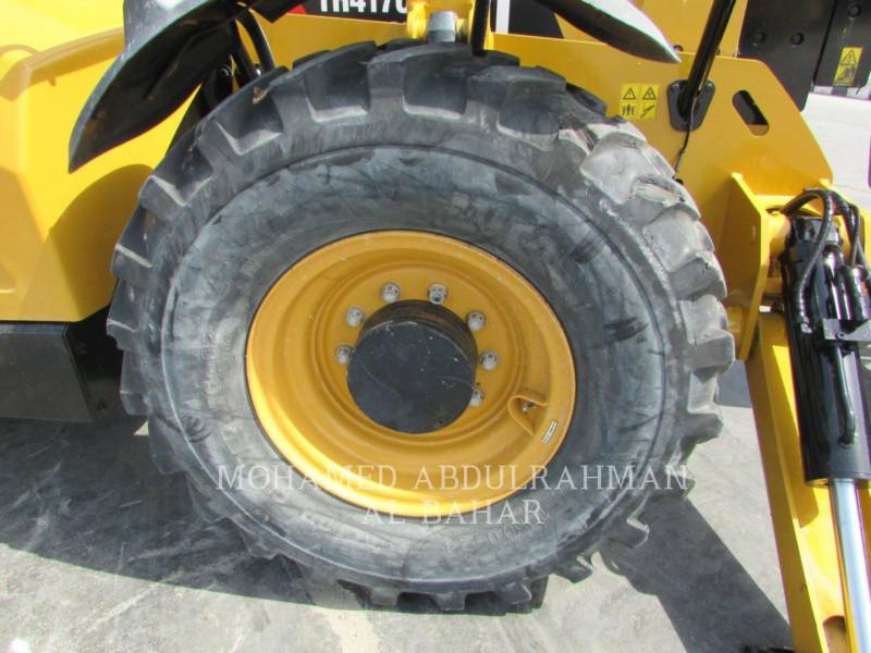 CATERPILLAR TELEHANDLER TH417CGCLRC equipment  photo 18