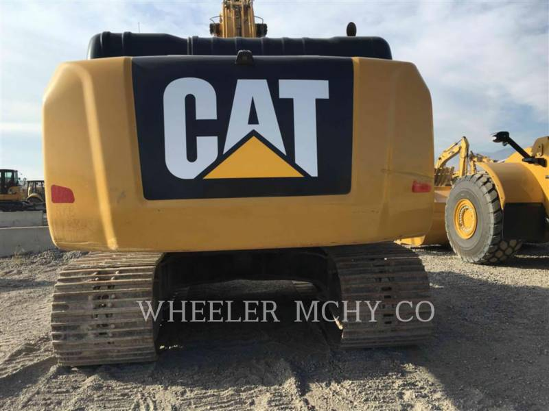 CATERPILLAR TRACK EXCAVATORS 336F L CF equipment  photo 7