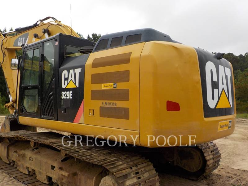 CATERPILLAR TRACK EXCAVATORS 329EL equipment  photo 8
