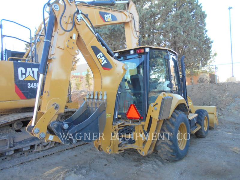 CATERPILLAR RETROESCAVADEIRAS 420F2 4WDE equipment  photo 3