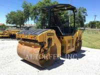CATERPILLAR TAMBOR DOBLE VIBRATORIO ASFALTO CB54B equipment  photo 4