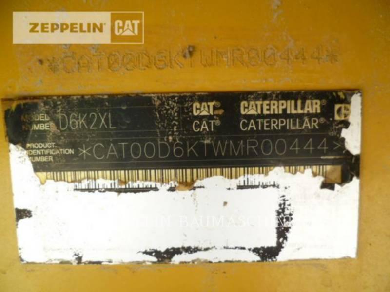 CATERPILLAR TRACK TYPE TRACTORS D6KXLP equipment  photo 12
