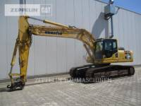 Equipment photo KOMATSU LTD. PC290LC EXCAVATOARE PE ŞENILE 1