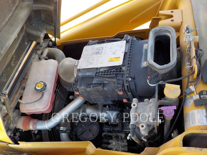 CATERPILLAR CHARGEUSES-PELLETEUSES 420F/HAM equipment  photo 16