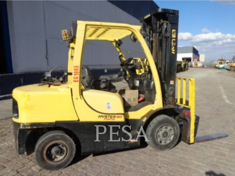HYSTER FORKLIFTS H90FT equipment  photo 3