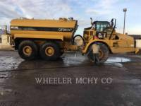 Equipment photo CATERPILLAR WT 740 KNICKGELENKTE MULDENKIPPER 1