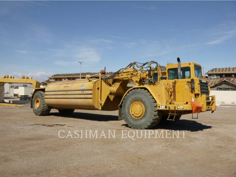 CATERPILLAR WHEEL TRACTOR SCRAPERS 621F equipment  photo 4