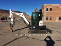 BOBCAT PELLES SUR CHAINES E35M equipment  photo 12
