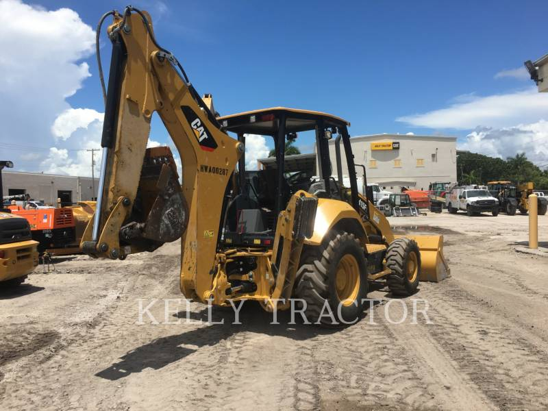 Caterpillar BULDOEXCAVATOARE 415F2ST equipment  photo 3