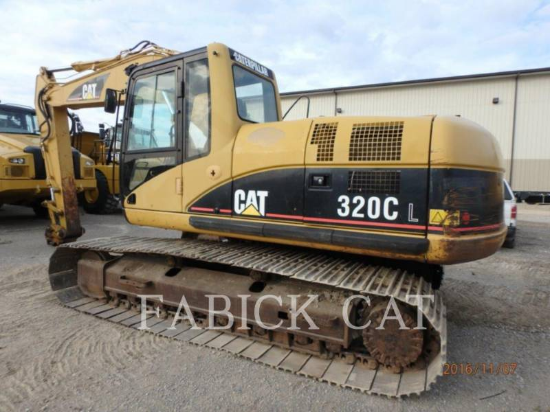 CATERPILLAR EXCAVADORAS DE CADENAS 320C LH equipment  photo 3
