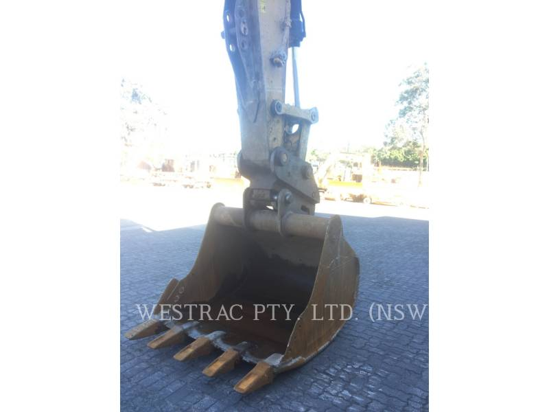 CATERPILLAR TRACK EXCAVATORS 329DL equipment  photo 12