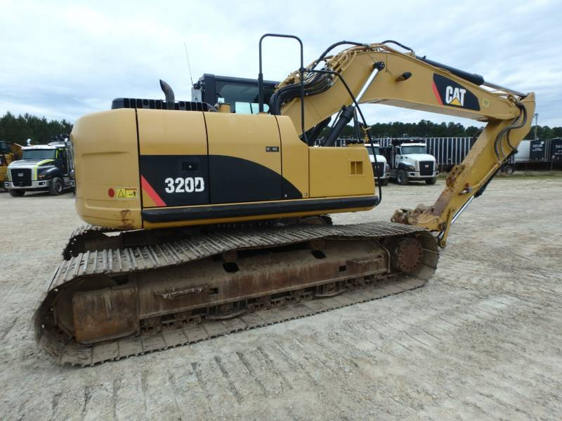 CATERPILLAR ESCAVADEIRAS 320DLRR equipment  photo 1
