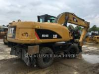CATERPILLAR ESCAVADEIRAS DE RODAS M318D equipment  photo 3