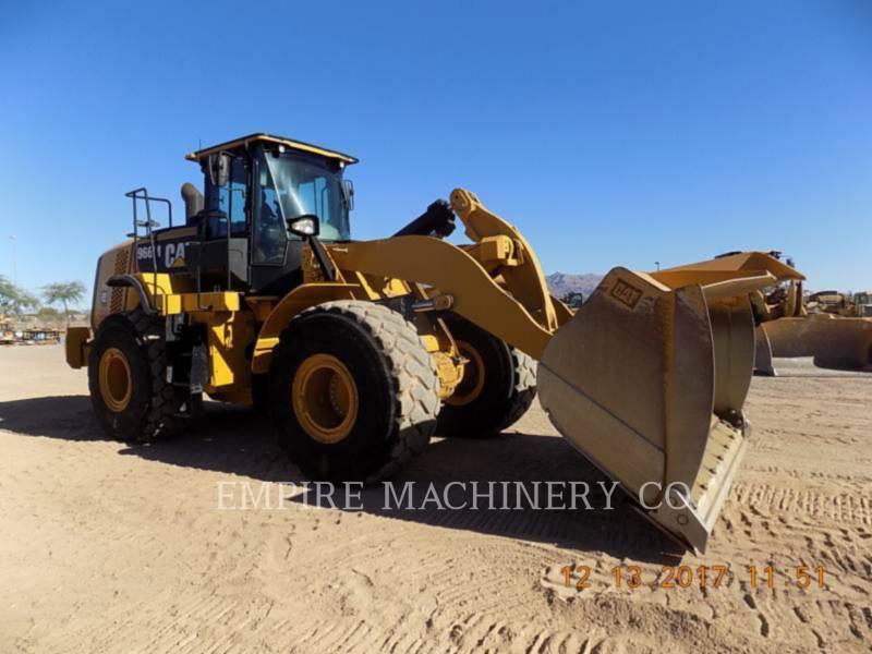 CATERPILLAR WIELLADERS/GEÏNTEGREERDE GEREEDSCHAPSDRAGERS 966M equipment  photo 1
