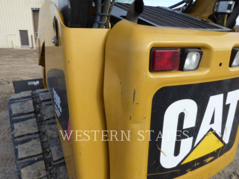 CATERPILLAR MULTI TERRAIN LOADERS 299C equipment  photo 9