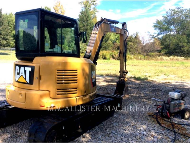 CATERPILLAR TRACK EXCAVATORS 305.5ECR equipment  photo 3