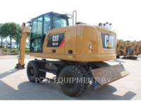 CATERPILLAR ESCAVADEIRAS DE RODAS M 314 F equipment  photo 5