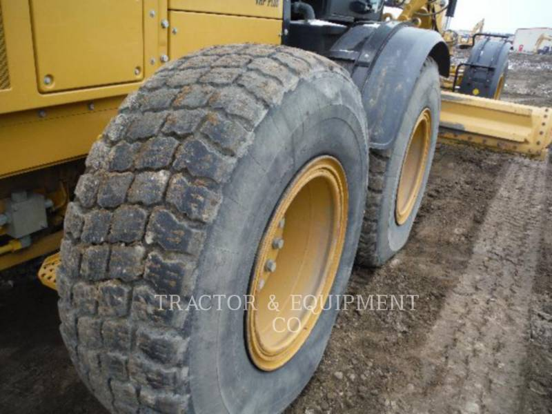 CATERPILLAR MOTONIVELADORAS 160M equipment  photo 8