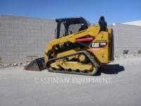 Caterpillar ÎNCĂRCĂTOARE CU ŞENILE 259D equipment  photo 4