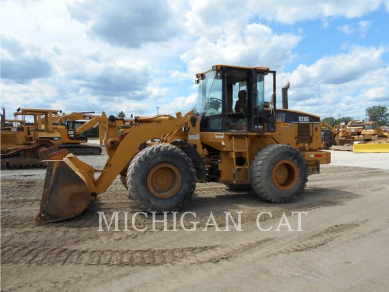 CATERPILLAR WHEEL LOADERS/INTEGRATED TOOLCARRIERS 928G equipment  photo 6