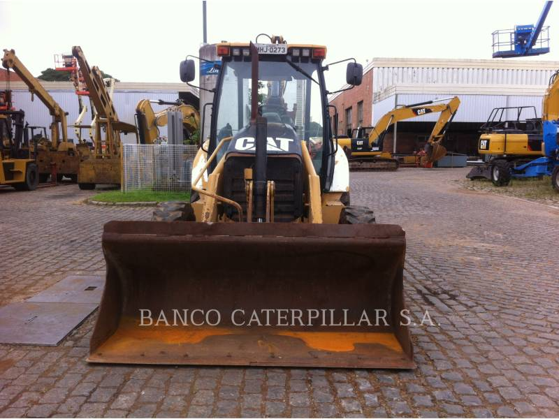 CATERPILLAR BAGGERLADER 416EST equipment  photo 7