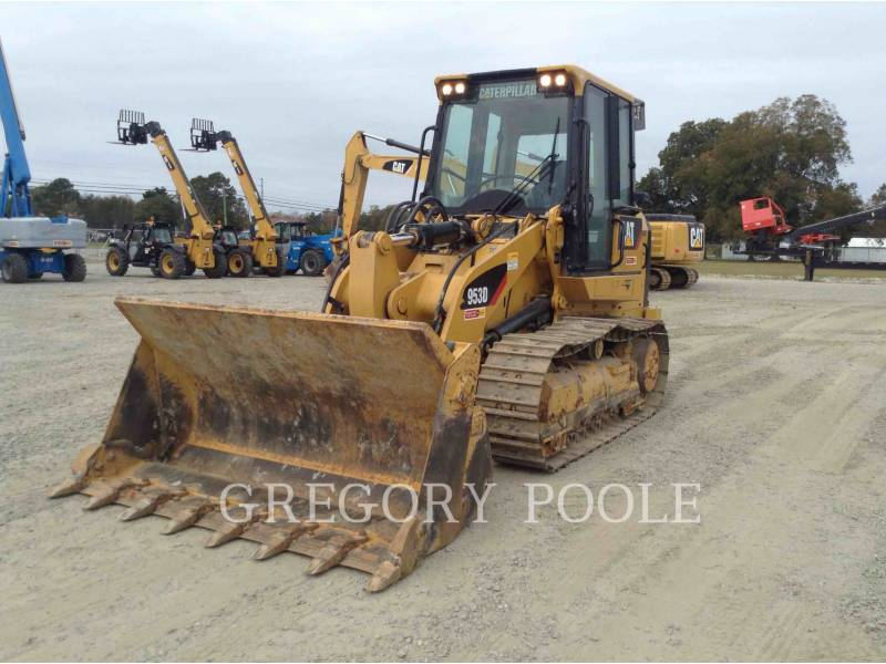 CATERPILLAR KETTENLADER 953D equipment  photo 3