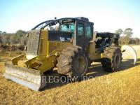 Equipment photo CATERPILLAR 545C SILVICULTURA - TRATOR FLORESTAL 1