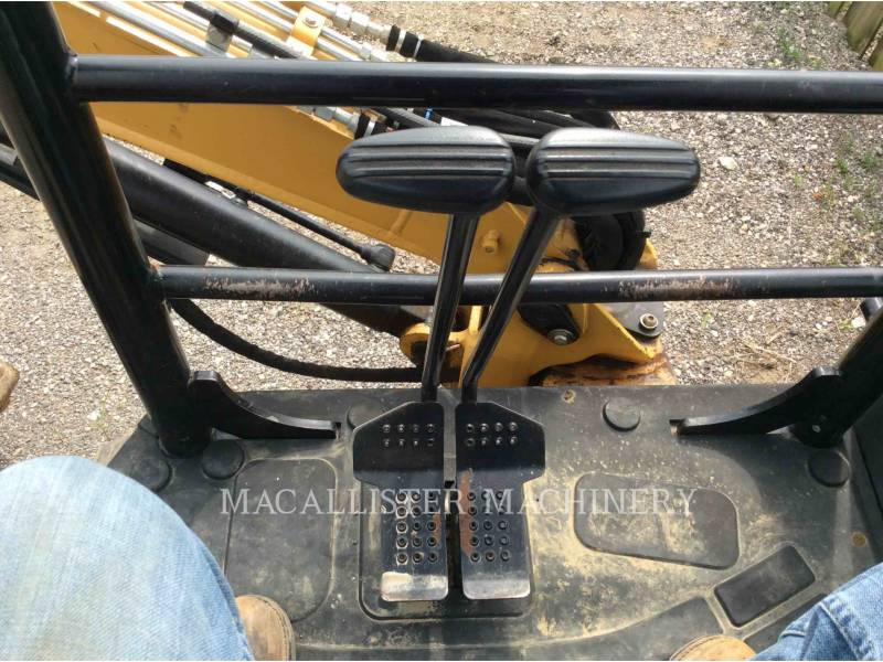 CATERPILLAR EXCAVADORAS DE CADENAS 303E equipment  photo 13
