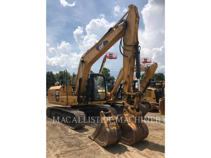 CATERPILLAR ESCAVATORI CINGOLATI 313 F L GC equipment  photo 2