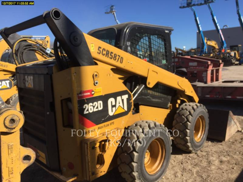 CATERPILLAR SKID STEER LOADERS 262DXPS2CA equipment  photo 4