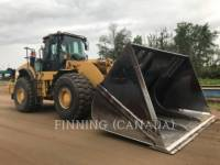 CATERPILLAR WHEEL LOADERS/INTEGRATED TOOLCARRIERS 980H equipment  photo 1