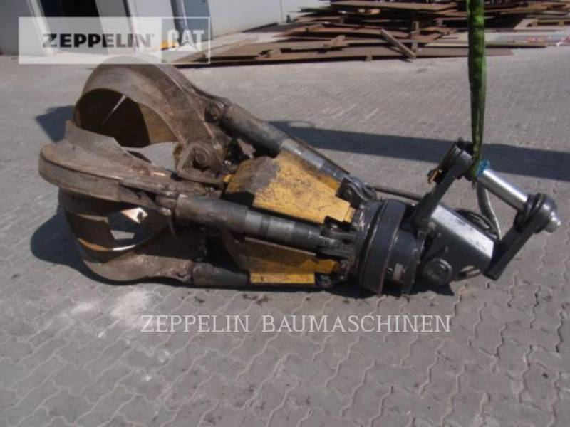 CATERPILLAR MOBILBAGGER MH3022 equipment  photo 17