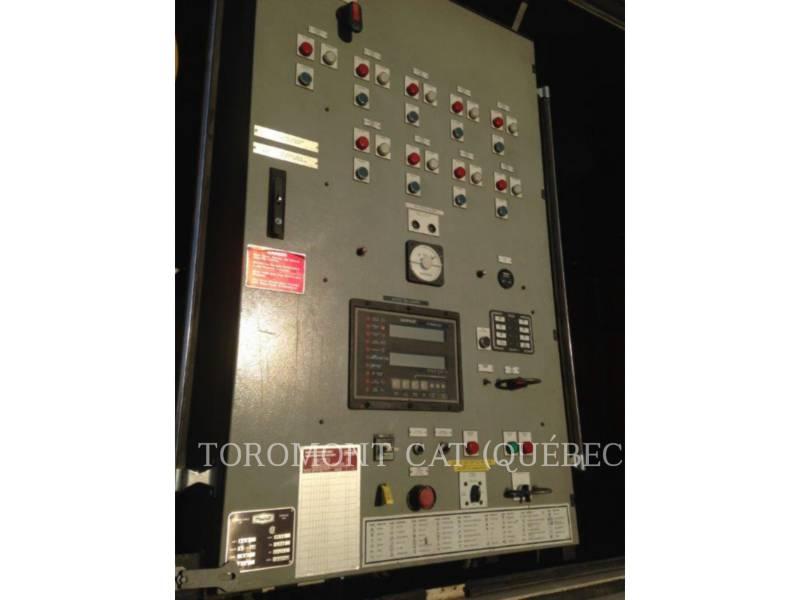 CATERPILLAR POWER MODULES (50494) XQ1000 3512 1000KW 600V equipment  photo 3