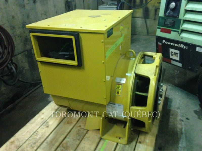 Caterpillar COMPONENTE SISTEM LC6124B 320KW P 600V equipment  photo 1