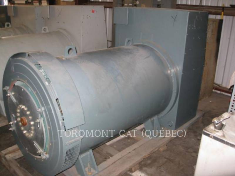 MARATHON COMPONENTES DE SISTEMAS 743FSS4932, 900KW 600VOLTS equipment  photo 3