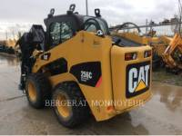 CATERPILLAR MINICARGADORAS 256C equipment  photo 3