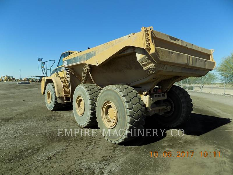 CATERPILLAR MULDENKIPPER 735 equipment  photo 3