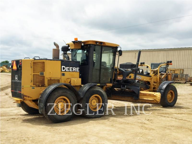DEERE & CO. MOTORGRADER 770D equipment  photo 4