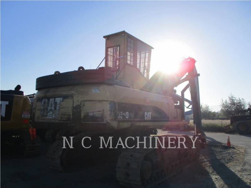 CATERPILLAR HOLZLADER 330DFMLLA equipment  photo 4