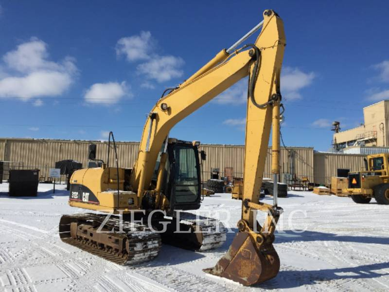 CATERPILLAR EXCAVADORAS DE CADENAS 312CL equipment  photo 5